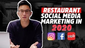 restaurant social media marketing in 2020