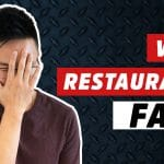 5 Reasons Why Restaurants FAIL To Survive In The First Year