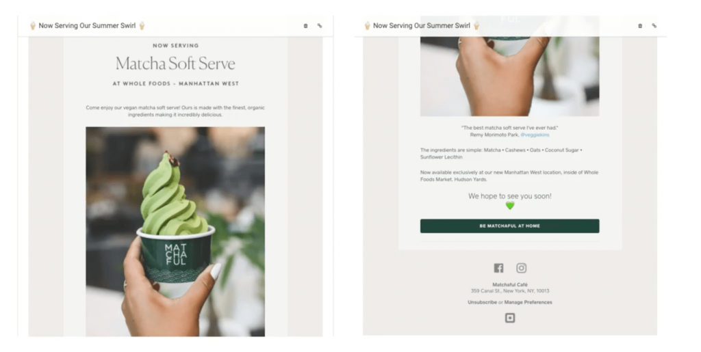 Restaurant Email Marketing: 6 Money Making Email You Should Be Sending Your Customers 4